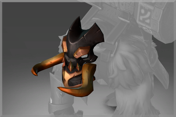 Inscribed Mask of the Crimson Beast Prices