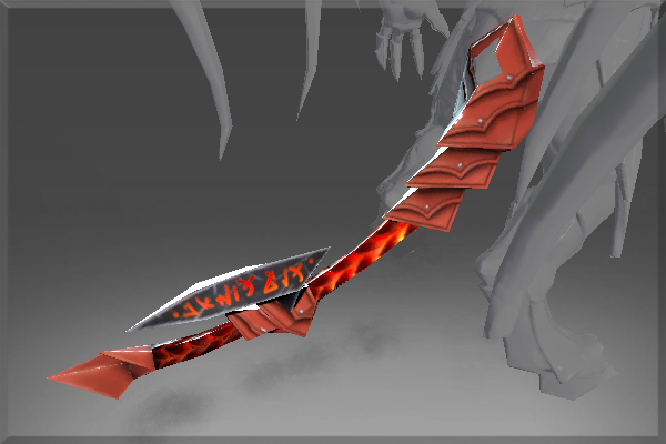 Autographed Tail Blade of Incantations Prices