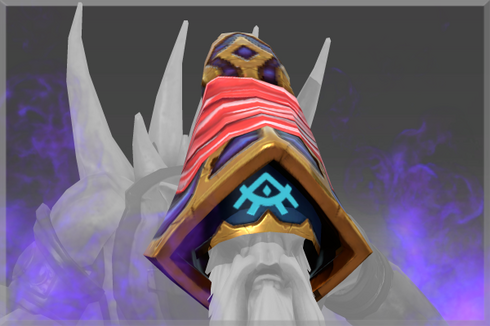 Buy & Sell Inscribed Hood of the Vizier Exile