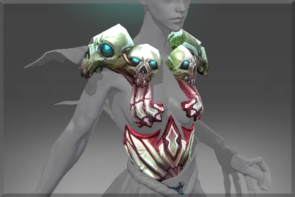 Buy & Sell Decorative Armor of the Bone Scryer