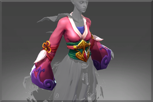 Buy & Sell Fatal Blossom Robe