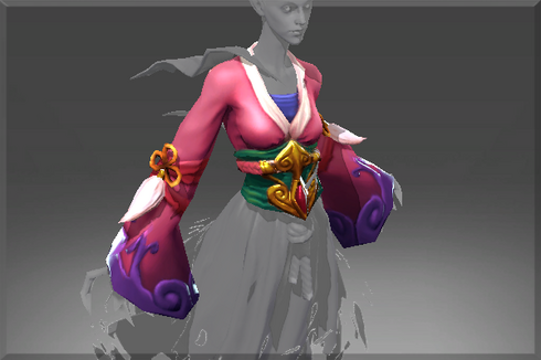 Buy & Sell Inscribed Fatal Blossom Robe