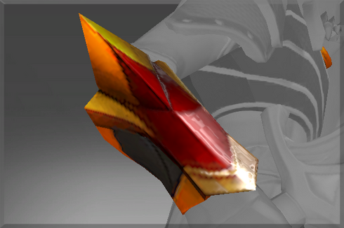 Buy & Sell Crimson Wyvern Bracers