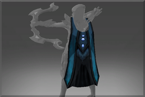 Buy & Sell Frozen Death Shadow Cape