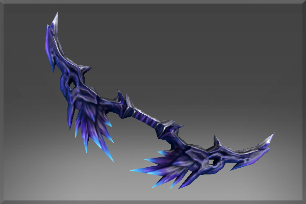 Buy & Sell Genuine Bow of the Black Wind Raven