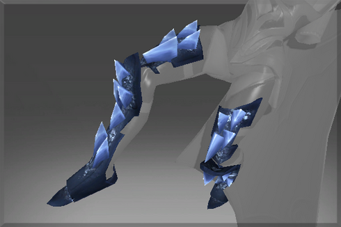Inscribed Ice Burst Greaves Prices