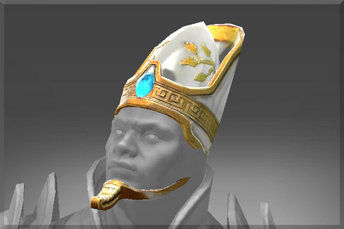 Heroic Gemmed Mitre of the Priest Kings Prices