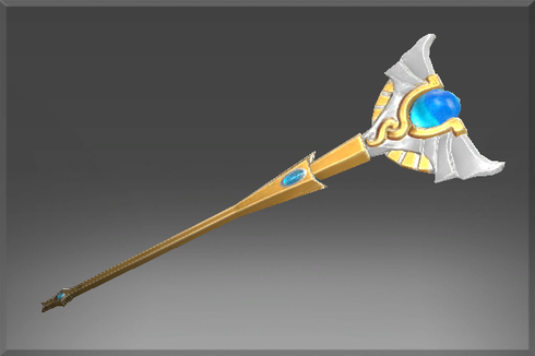 Inscribed Ruling Staff of the Priest Kings Prices