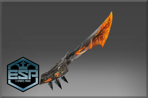 Autographed Blade of Burning Turmoil Prices