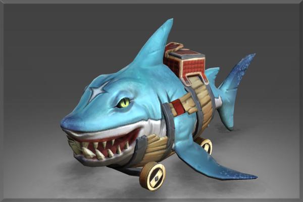 Buy & Sell Unusual Hexgill the Lane Shark