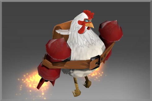 Buy & Sell Frozen Cluckles the Brave
