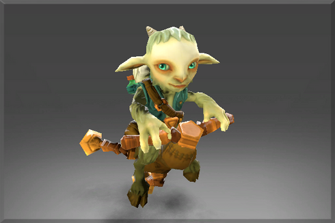 Buy & Sell Inscribed Forest Faun