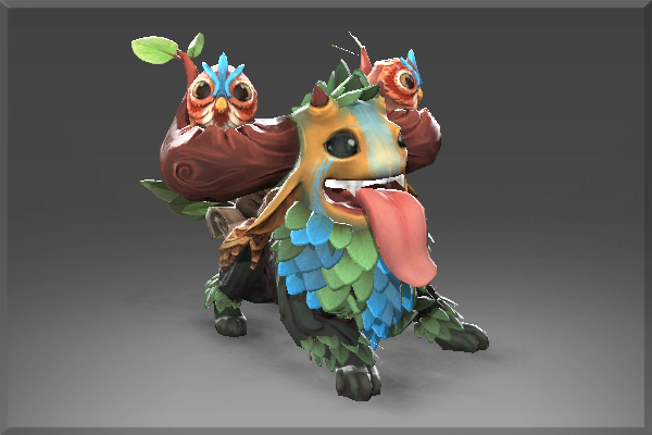 Unusual Shagbark