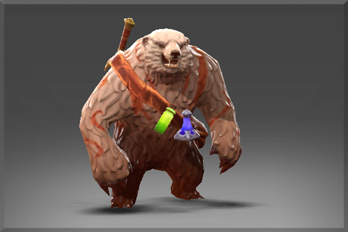 Unusual Virtus Werebear Prices