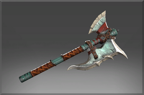 Buy & Sell Bloodrage Axe
