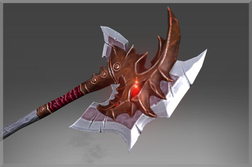 Infused Axe of the Proven Prices