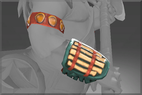Buy & Sell Bracers of the Warstomp Clan