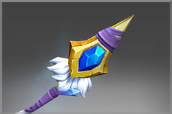 Staff of the Winterbringer