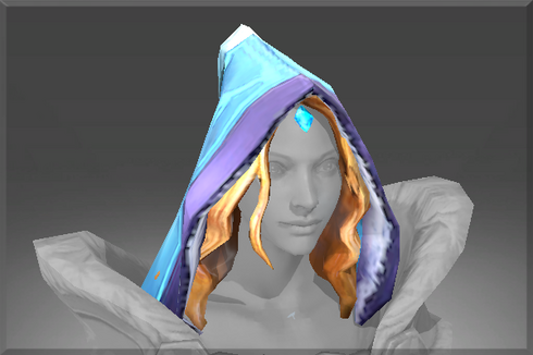 Buy & Sell Cursed Ice Capped Hood of the North