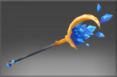 Cursed Frostiron Sorceress Staff Price