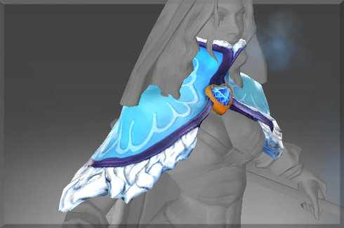 Heroic Snowdrop Mantle Price