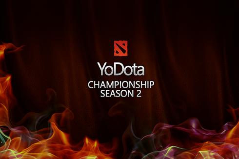 Buy & Sell YoDota Championship Season 2 Loading Screen