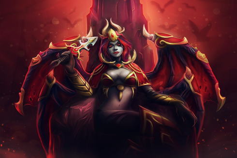 Buy & Sell Sanguine Royalty Loading Screen