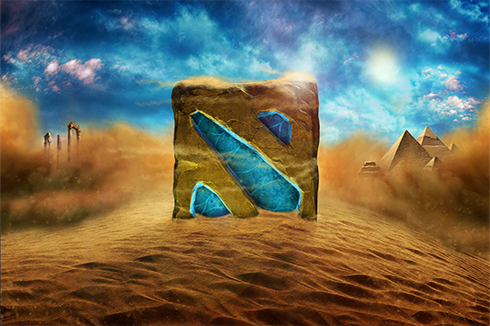 Buy & Sell Sands of Luxor Loading Screen