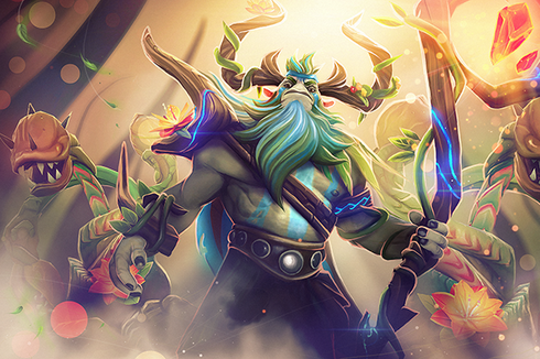 Buy & Sell Primeval Prophet Loading Screen