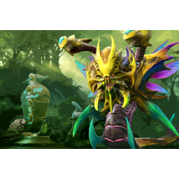 Loading Screen of the Fatal Bloom image