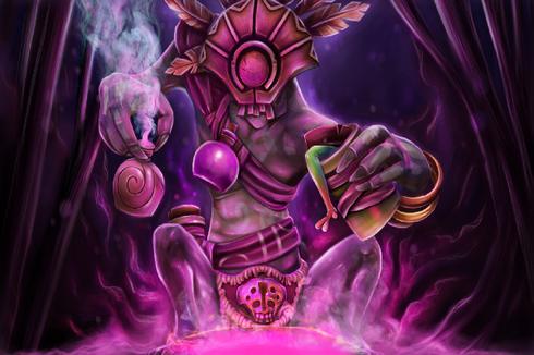 Buy & Sell Shambling Trickster Loading Screen