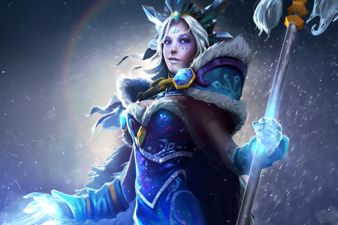 Buy & Sell Ascendant Crystal Maiden Loading Screen