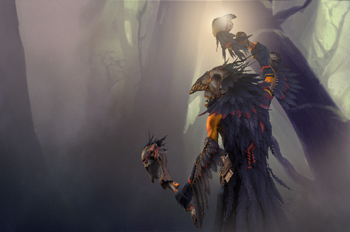Buy & Sell True Crow Loading Screen