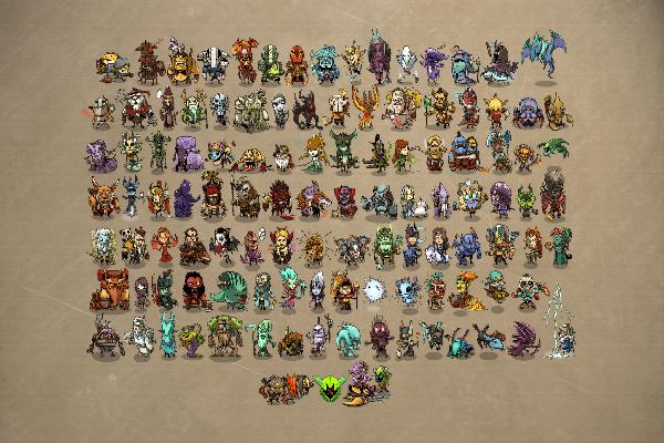 Genuine Mini Heroes Loading Screen Prices