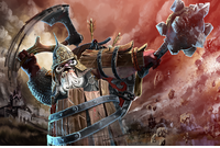 Arms of the Bogatyr Loading Screen