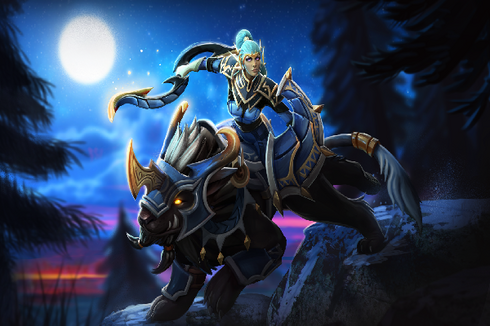Buy & Sell Armor of the Moonlit Thicket Loading Screen