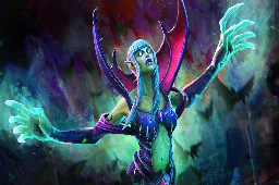 Ghastly Matriarch Loading Screen
