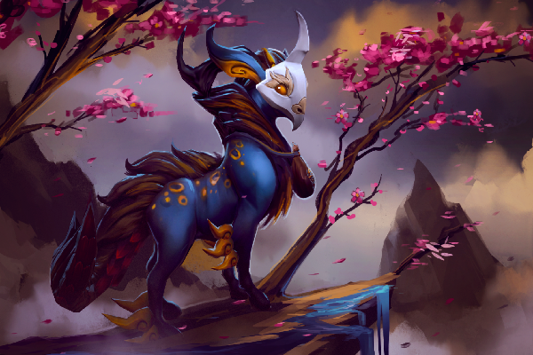 Buy & Sell Masked Fey Loading Screen