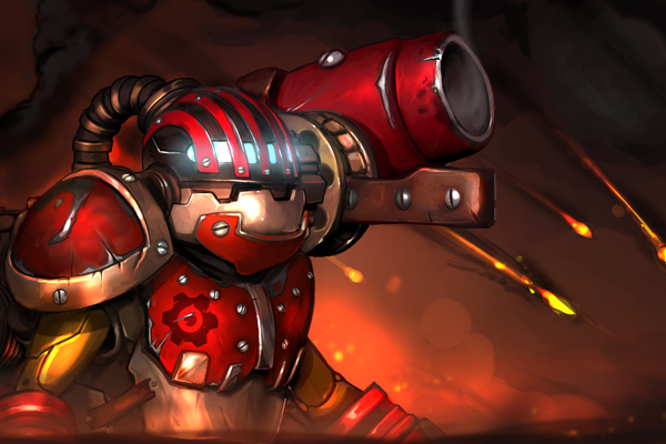 Buy & Sell Mortar Forge Loading Screen