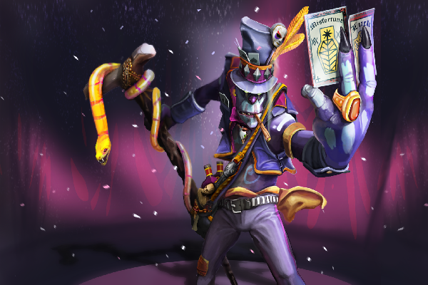 Buy & Sell Devilish Conjurer Loading Screen