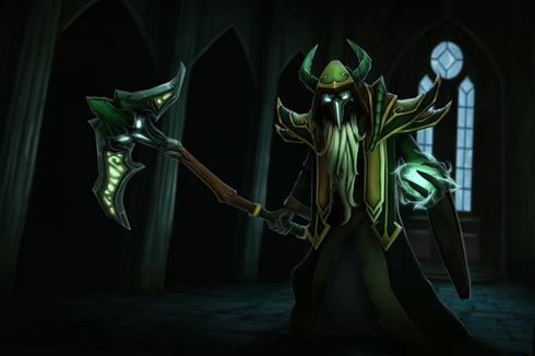 Buy & Sell Robes of the Heretic Loading Screen