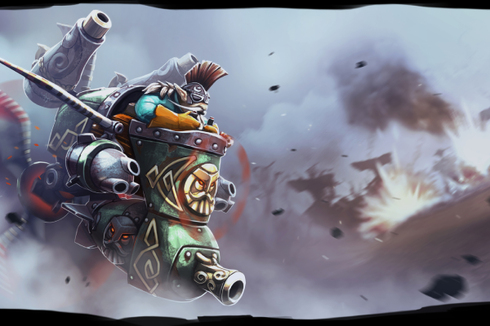 Buy & Sell Genuine Dwarf Gyrocopter Loading Screen
