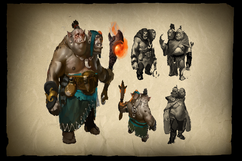 Envisioning Ogre Magi Loading Screen Prices