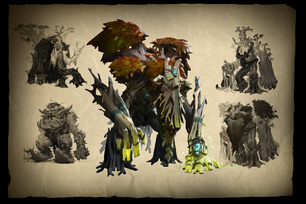 Envisioning Treant Protector Loading Screen Prices