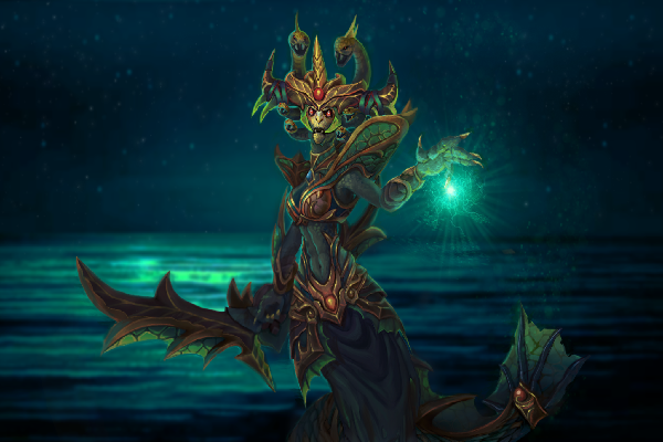 Buy & Sell Serpent of the Emerald Sea Loading Screen