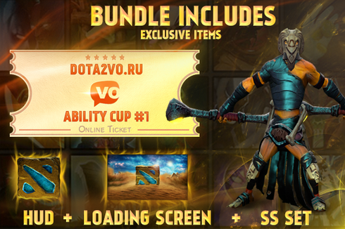 Dota2VO Ability Cup #1 Price