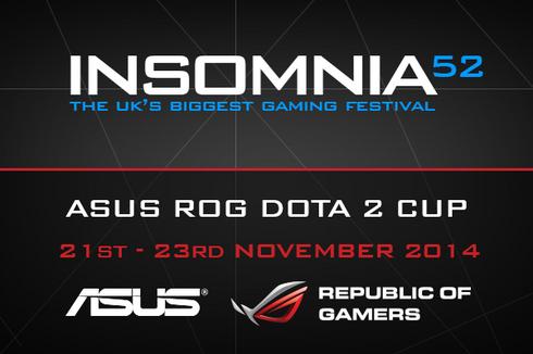 Buy & Sell ASUS ROG Insomnia53 Dota 2 Cup
