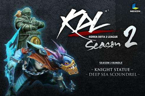 Korea Dota 2 League Season 2 Price