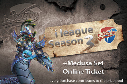 i League Season 3 Price