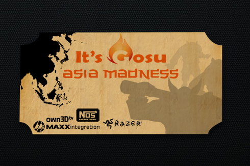 Buy & Sell It's Gosu Asia Madness